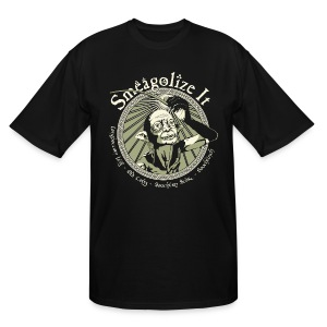 Smeagolize It! - Men's Tall T-Shirt