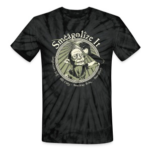 Smeagolize It! - Unisex Tie Dye T-Shirt