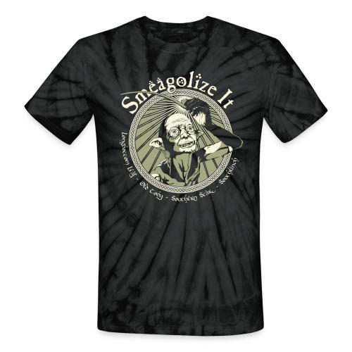 Smeagolize It! - Unisex Tie Dye T-Shirt