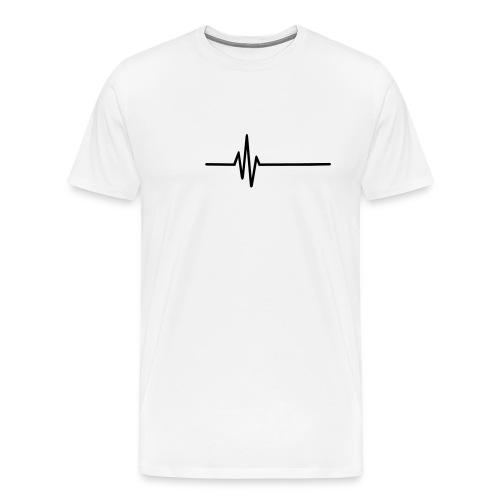 Waveform - Men's Premium T-Shirt