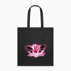 Guardian Angel hope for a cure Breast Cancer Aware Bags & backpacks
