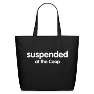 Bags & backpacks ~ Eco-Friendly Cotton Tote ~ Suspended Tote
