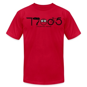 77005 - Men's T-Shirt by American Apparel