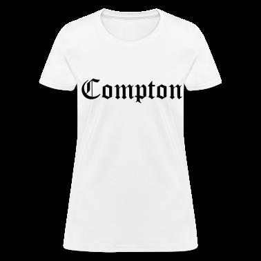 Compton  Women's T-Shirts