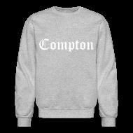 Long Sleeve Shirts ~ Men's Crewneck Sweatshirt ~ Compton