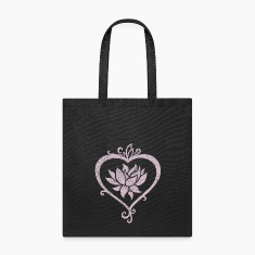 Lotus Heart Digital Bags & backpacks
