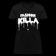 Women's T-Shirts ~ Women's T-Shirt ~ FASHION KILLA - A$AP ROCKY - Women's Shirt