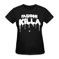 Women's T-Shirts ~ Women's T-Shirt ~ FASHION KILLA - A$AP ROCKY - Women's Shirt