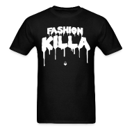 T-Shirts ~ Men's T-Shirt ~ FASHION KILLA - A$AP ROCKY - Men's Shirt