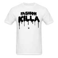 T-Shirts ~ Men's T-Shirt ~ FASHION KILLA - A$AP ROCKY - Men's Shirt