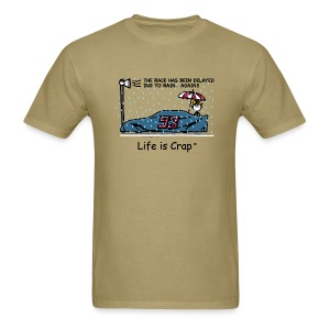 Race Delayed - Mens Classic T-Shirt - Men's T-Shirt
