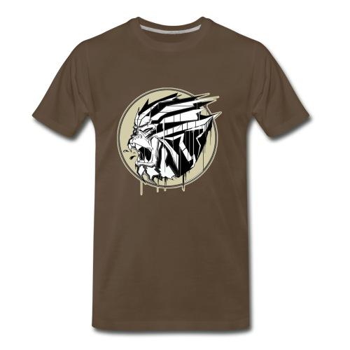 GOrilla Tee - Men's Premium T-Shirt