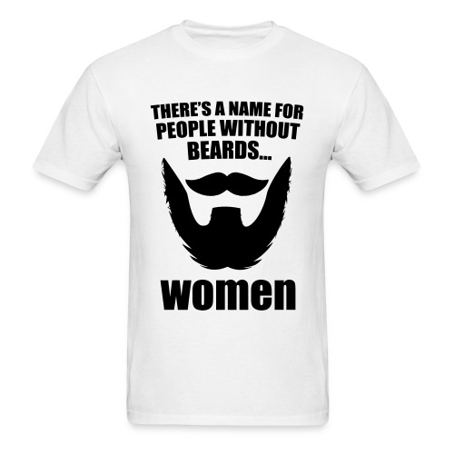 No Shave November - Men's T-Shirt