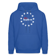 Hoodies ~ Men's Hoodie ~ THe Hyphen - MCW SweatShirt