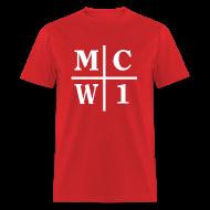 T-Shirts ~ Men's T-Shirt ~ MCW V2 Shirt