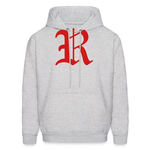 Redwings Hoody Red R - Men's Hoodie