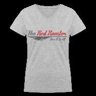 T-Shirts ~ Women's V-Neck T-Shirt ~ Article 13854999