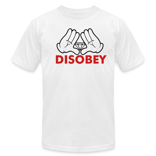 DISobey - Men's  Jersey T-Shirt