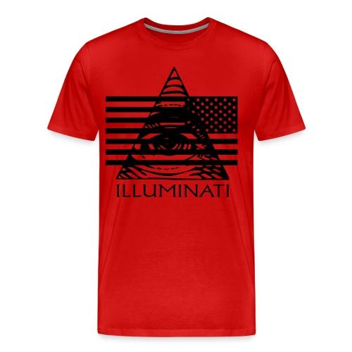 Young Illuminati - Men's Premium T-Shirt