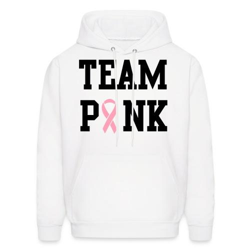 Team Pink Sweater - Men's Hoodie