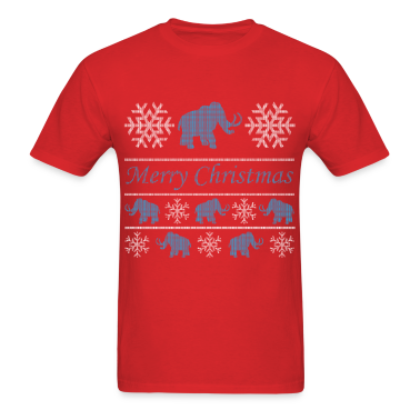 woolly Mammoth T-Shirts