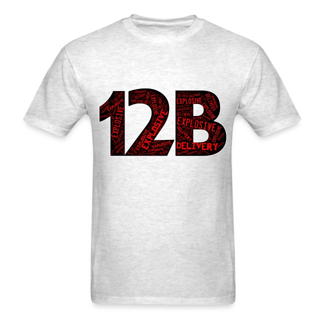 12B explosive delivery