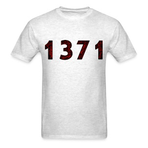 1371 explosive delivery - Men's T-Shirt
