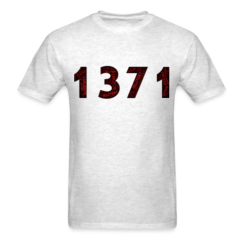 1371 explosive delivery - Men's T-Shirt