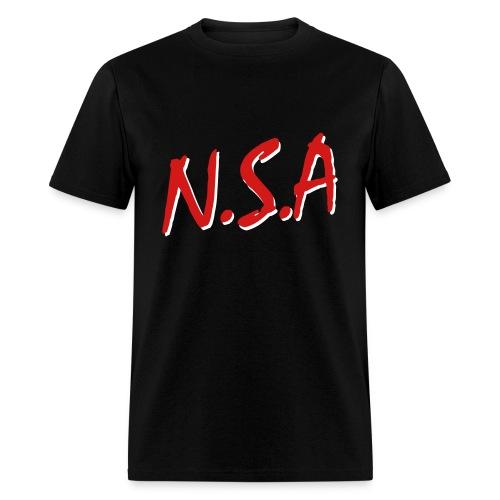 NSA_Men_Alt - Men's T-Shirt