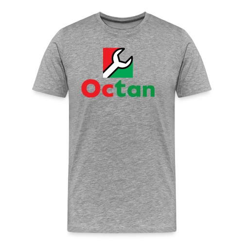 Octan Mechanic - Men's Premium T-Shirt