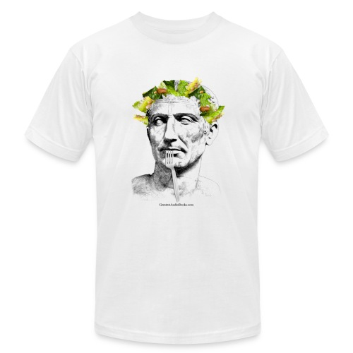 caesarsalad - Men's T-Shirt by American Apparel