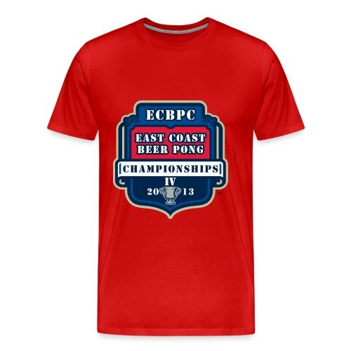 ECBPC 2013 T-Shirt - Men's Premium T-Shirt