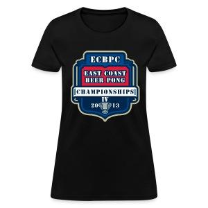 ECBPC 2013 Women's Light Weight T-Shirt - Women's T-Shirt