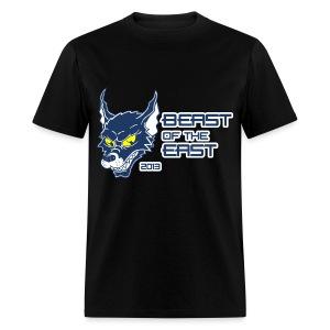 Beast of the East 2013 Men's Lightweight T-Shirt - Men's T-Shirt