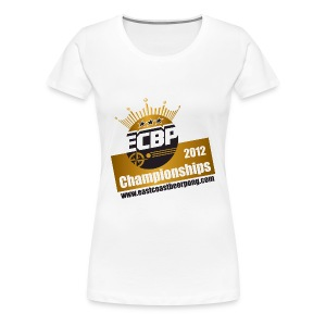 ECBPC 2012 Women's T - Women's Premium T-Shirt