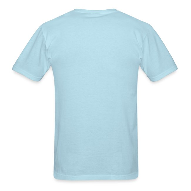 Men's Light Colored T-Shirt