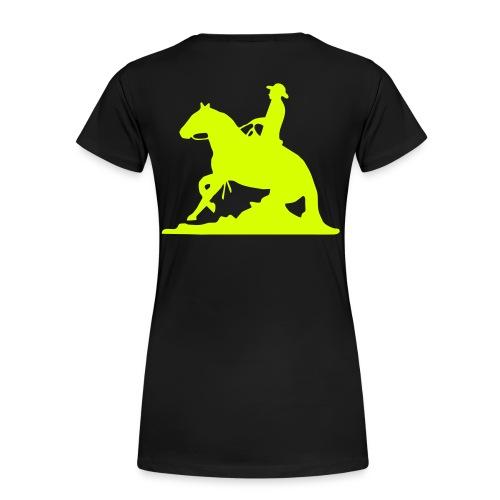 Slider Premium Shirt - Women's Premium T-Shirt