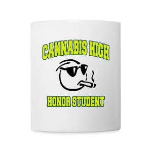 Baked Apparel cannabis mug - Coffee/Tea Mug