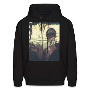 Blowing O's - Men's Hoodie