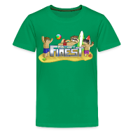 Kids' Shirts ~ Kids' Premium T-Shirt ~ Finest Summer!