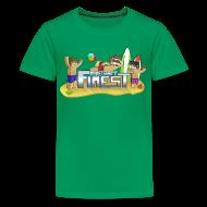 Kids' Shirts ~ Kids' Premium T-Shirt ~ Finest Summer!