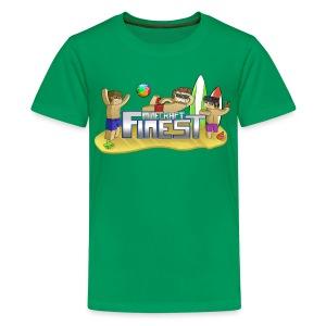 Finest Summer! - Kids' Premium T-Shirt