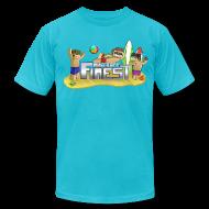 T-Shirts ~ Men's T-Shirt by American Apparel ~ Finest Summer!