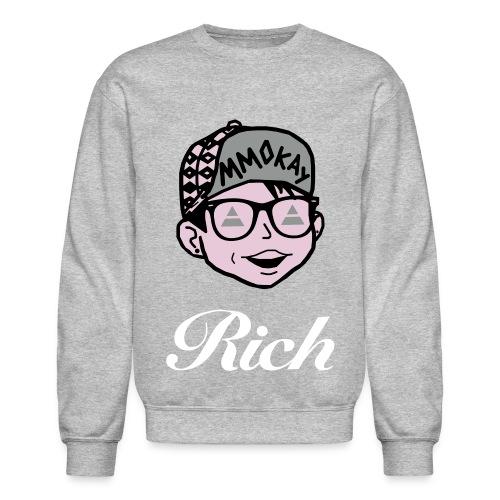 Rich Boy Crewneck - Crewneck Sweatshirt