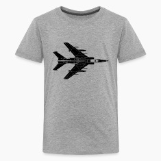 Jet - Air Force - Plane - Military Kids' Shirts