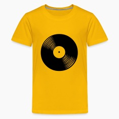 Record Kids' Shirts