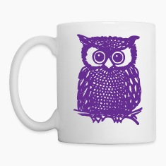 Owl Bottles & Mugs