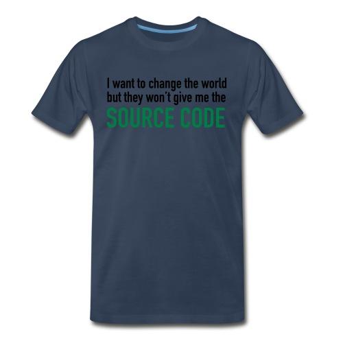 MHS Tech Cadre - Men's Premium T-Shirt