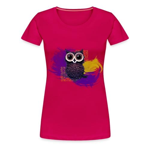 Owl Love - Women's Premium T-Shirt