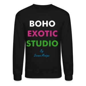 BES BY DEONNA MONIQUE CREWNECK - Crewneck Sweatshirt